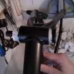 bottom bracket indraaien