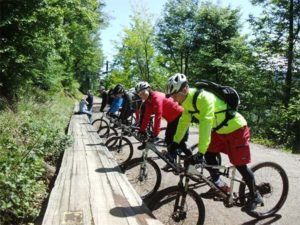 Mountainbike clinics
