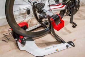fietstrainer weerstand